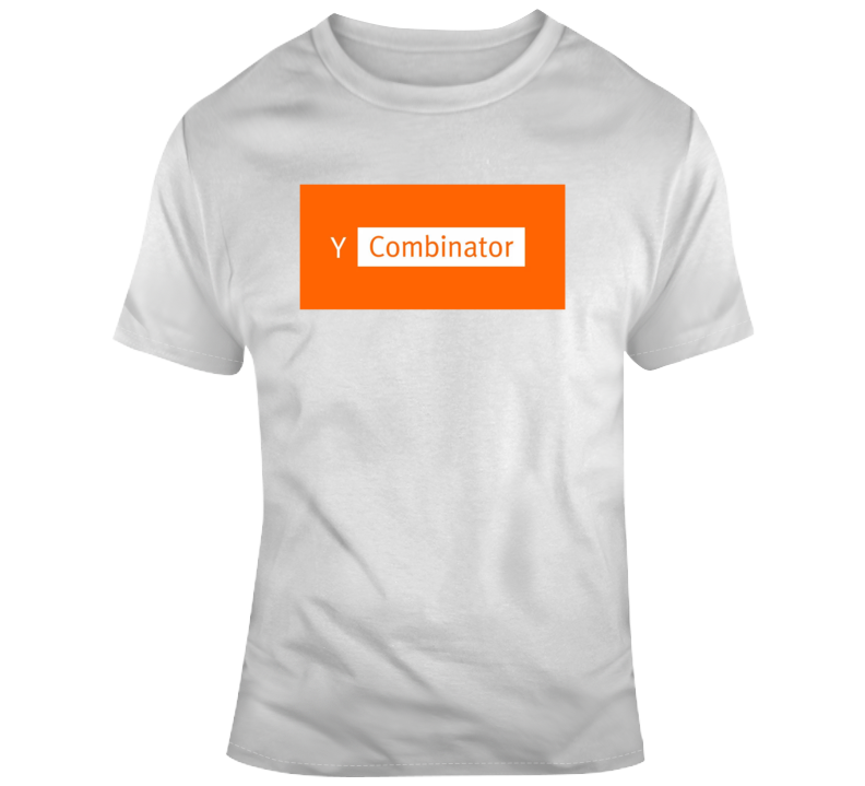 Y Combinator Incubator T Shirt