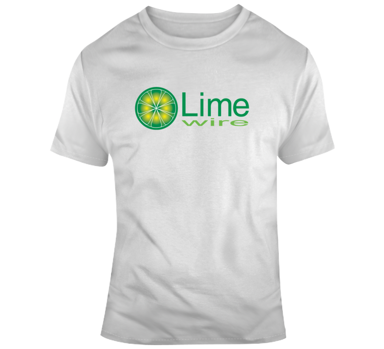 Lime Wire Torrent T Shirt