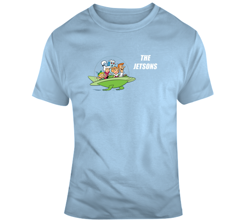 The Jetsons Cartoon T Shirt