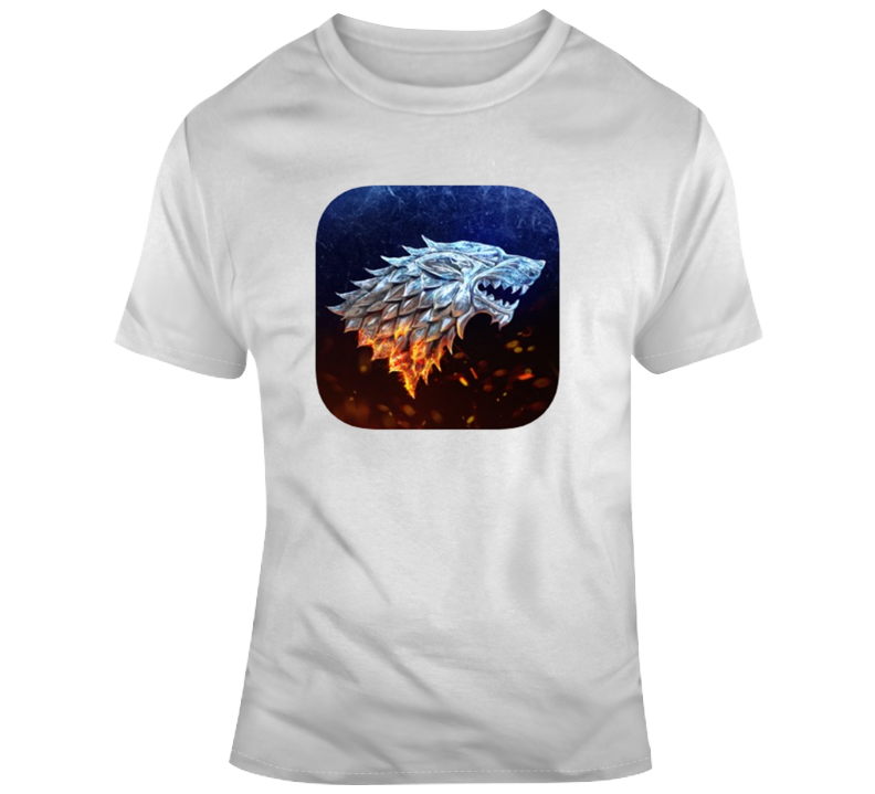 Game Of Thrones App Logo T Shirt