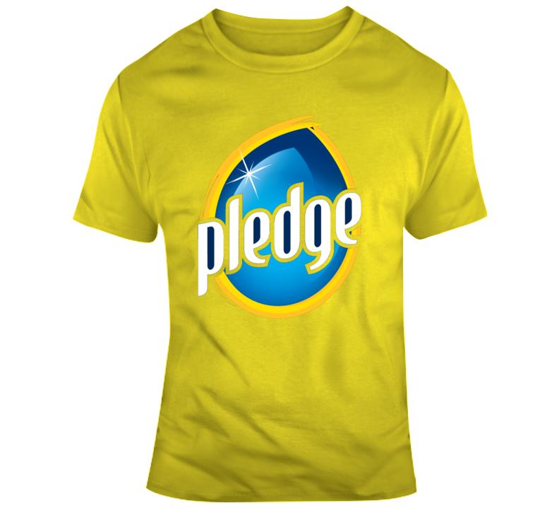 Pledge Cleaner Logo T Shirt