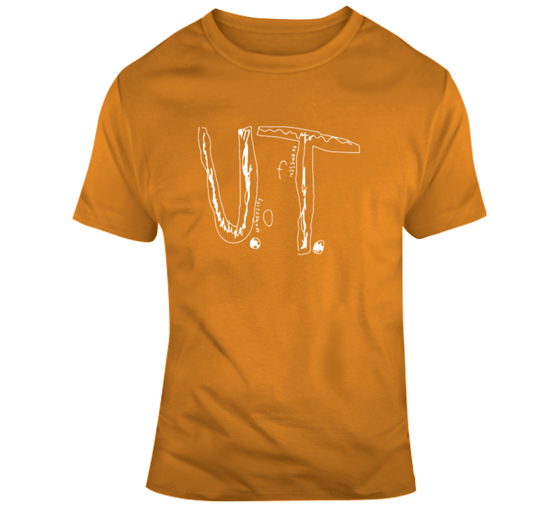 Bully University Of Tennessee T Shirt