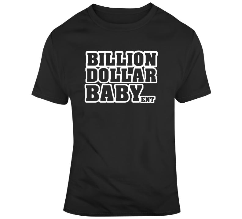 Billion Dollar Baby Entertainment Da Baby Intro T Shirt