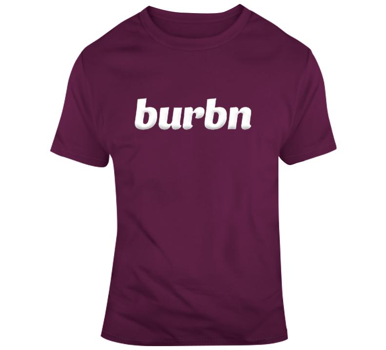 Burbn Instagram App Logo T Shirt