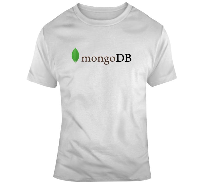 Mongodb Database Nosq T Shirt