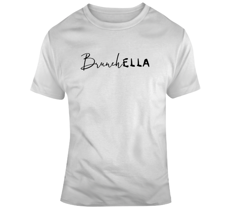 Brunchella Event Festival T Shirt