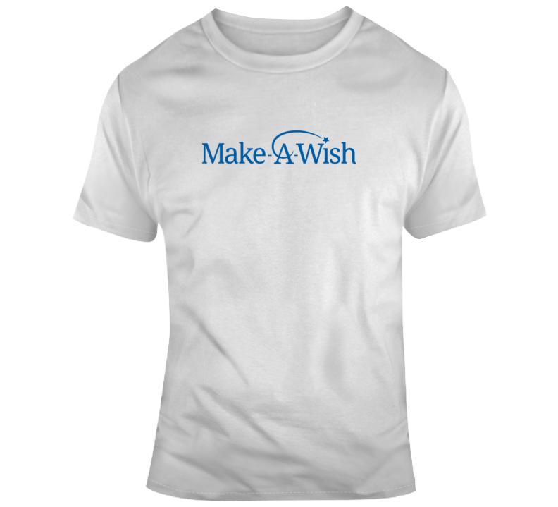 Make A Wish Foundation Logo T Shirt