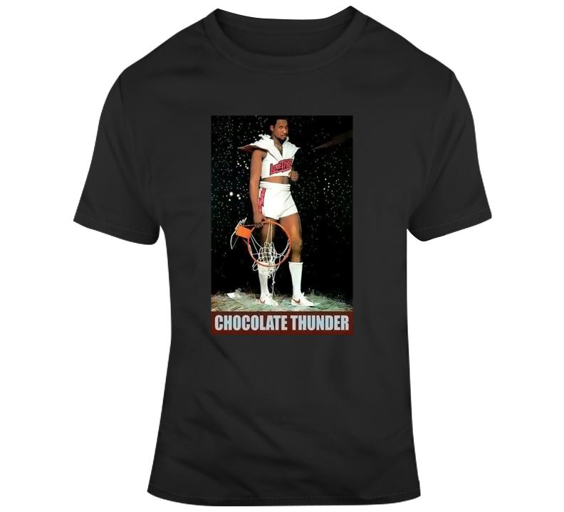 Retro Chocolate Thunder Daryl Dawkins T Shirt