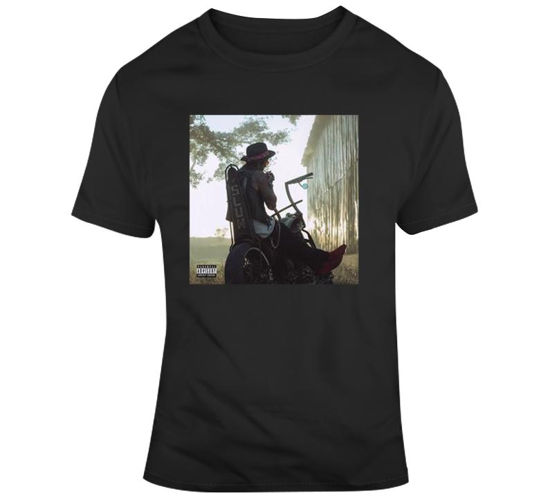 Ghetto Cowboy Music Fan T Shirt
