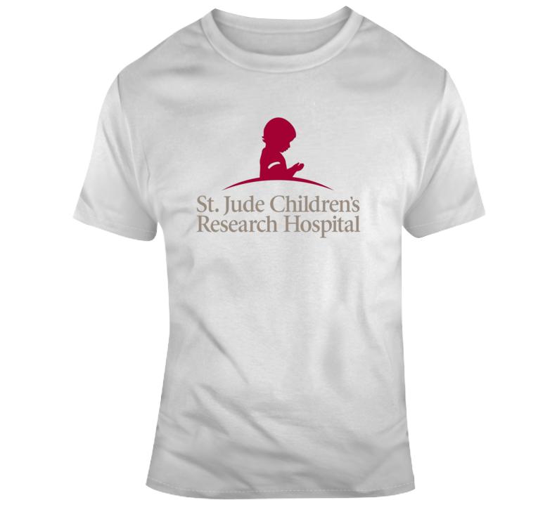 St Jude Children's Reseach Hospital Fan T Shirt