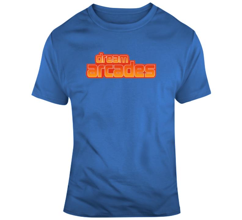 Dream Arcades Gaming Logo T Shirt