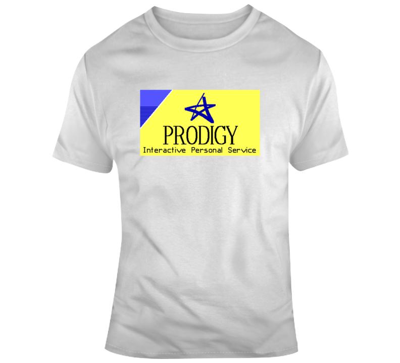 Retro Prodigy Online Service T Shirt