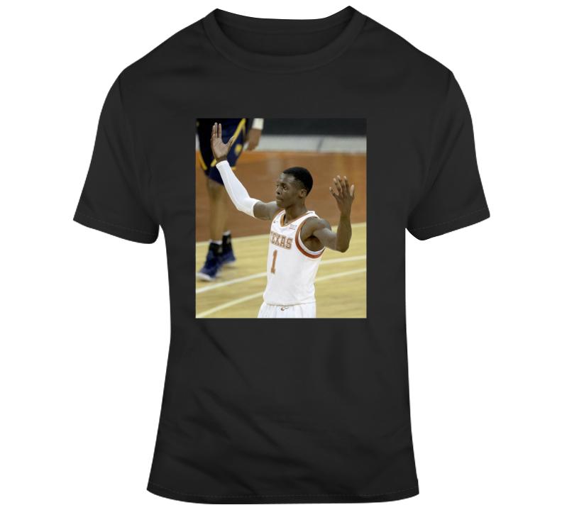 Andrew Jones Returns Texas Longhorn Fan T Shirt