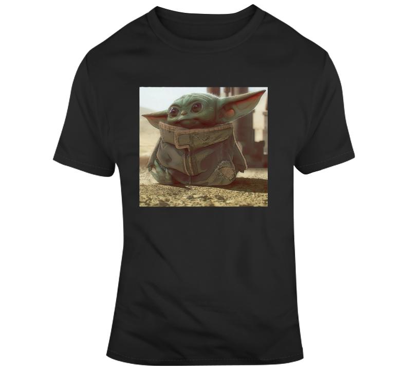 Baby Yoda Mandalorian T Shirt
