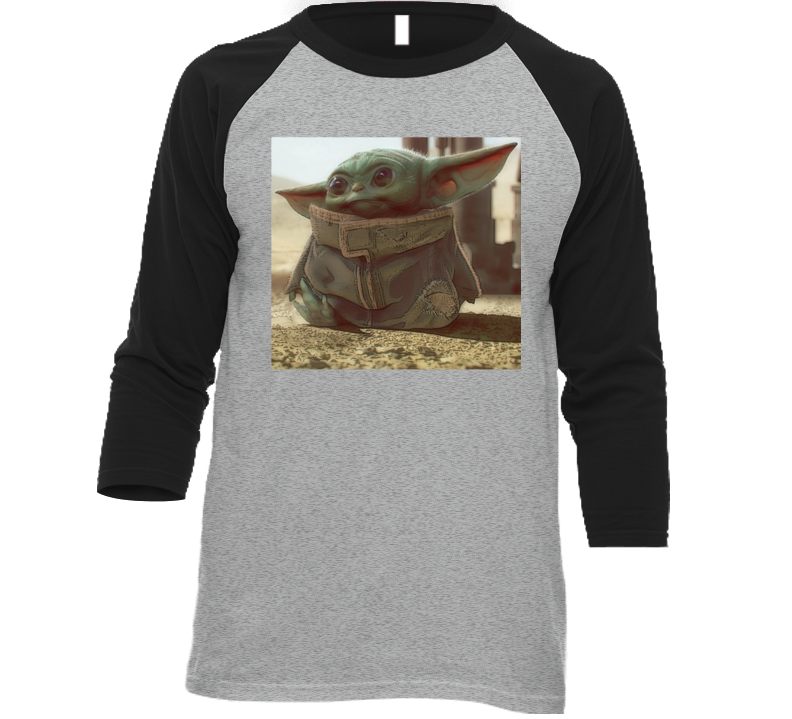 Baby Yoda Mandalorian Fan T Shirt