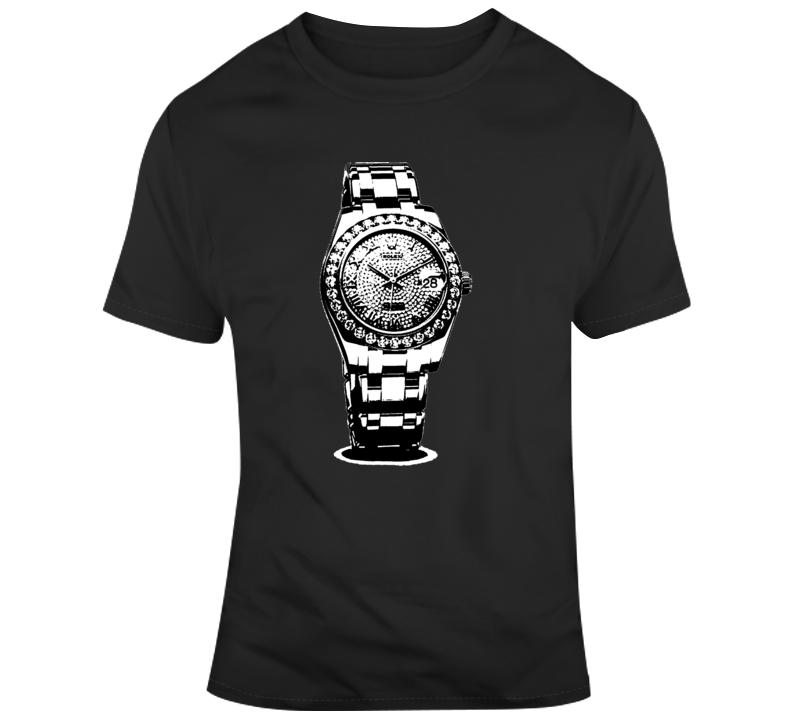 Rolex Lady Datejust Pearlmaster T Shirt