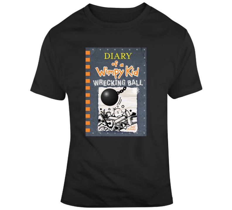 Diary Of A Wimpy Kid Wrecking Ball Fan T Shirt