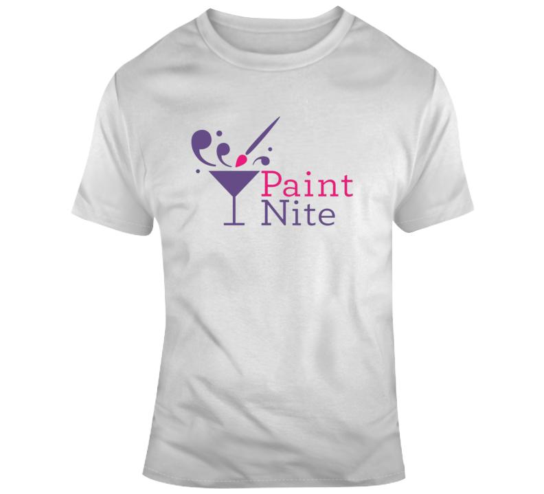 Paintnite Yaymaker Logo T Shirt