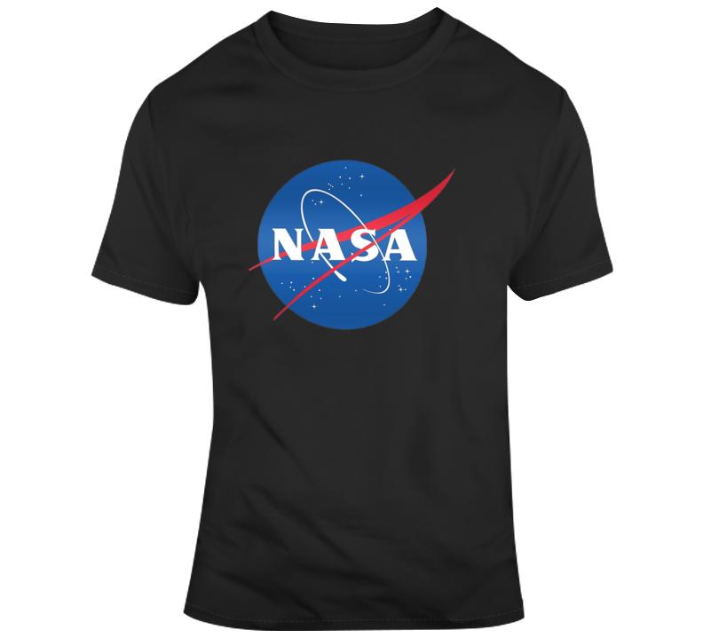 Nasa Company Logo Space T Shirt