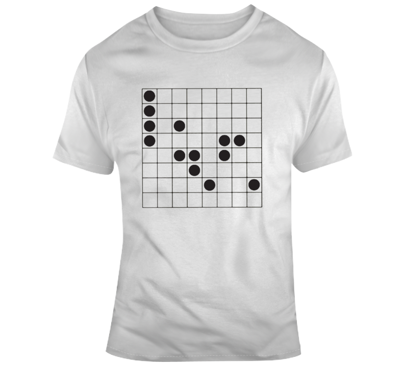 Reversi Game Parody T Shirt