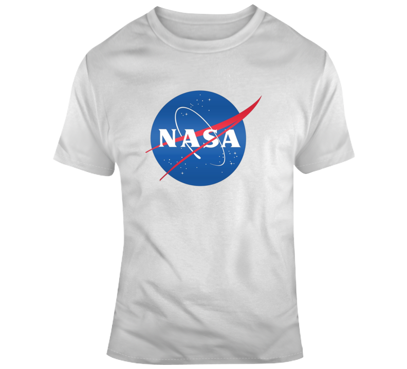 Nasa Space Company Logo T Shirt