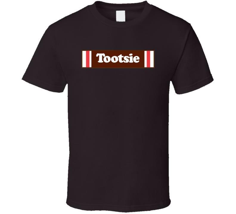 Tootsie Roll Candy Fan T Shirt