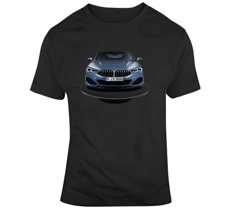 Bmw 8 Series Fan T Shirt