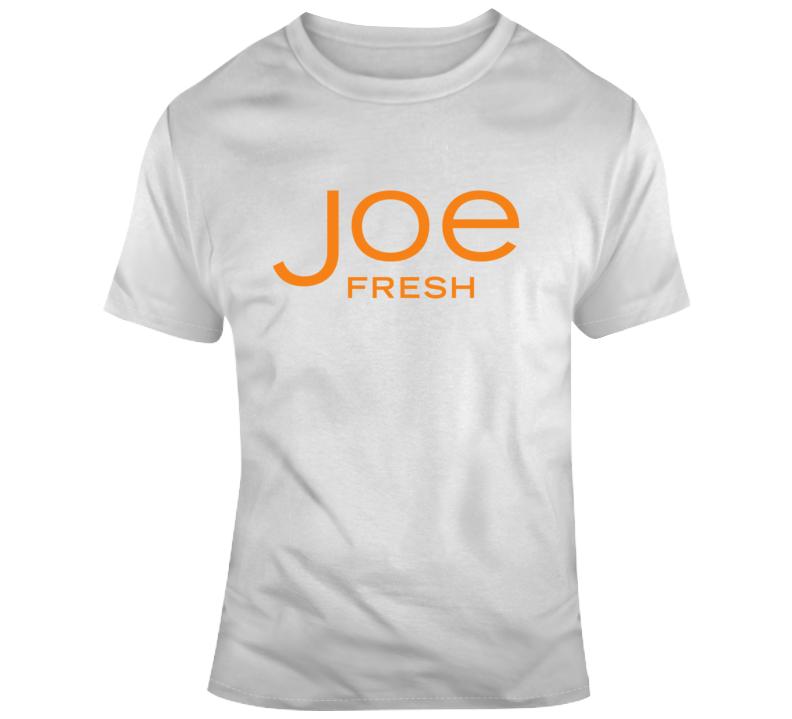Joe Fresh Logo T Shirt