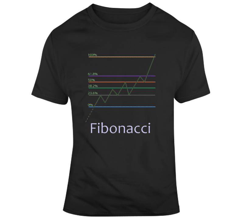 Fibonacci Retracement T Shirt
