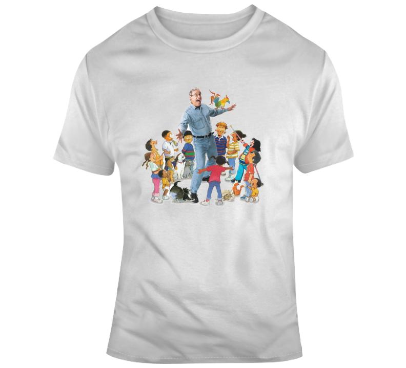 Robert Munsch Books Characters T Shirt