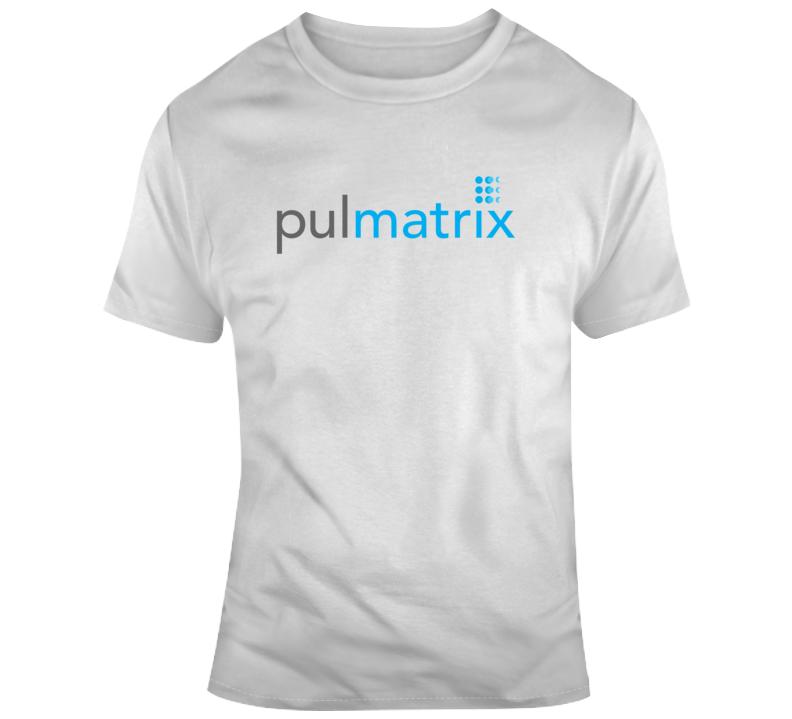 Pulmatrix Company Pulm Stock T Shirt
