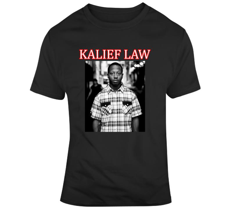 Kalief Law Kalief Browder T Shirt