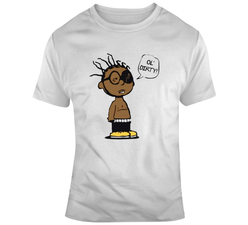 Ol Dirty Brown Ol Dirty Bastard T Shirt