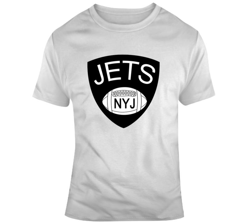 Brooklyn Nets And New York Jets Sport Mash Up Logo T Shirts T Shirt