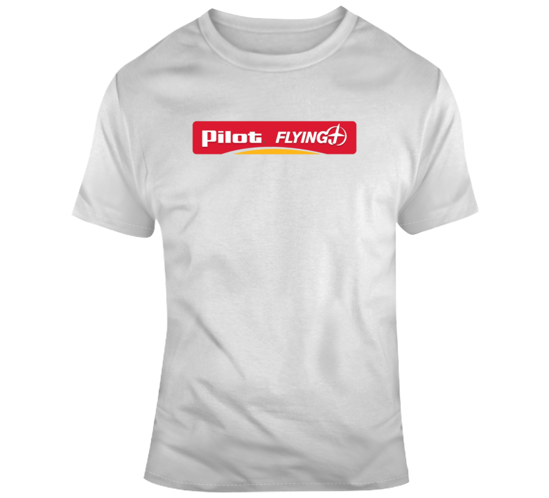 Pilot Flying J Logot T Shirt