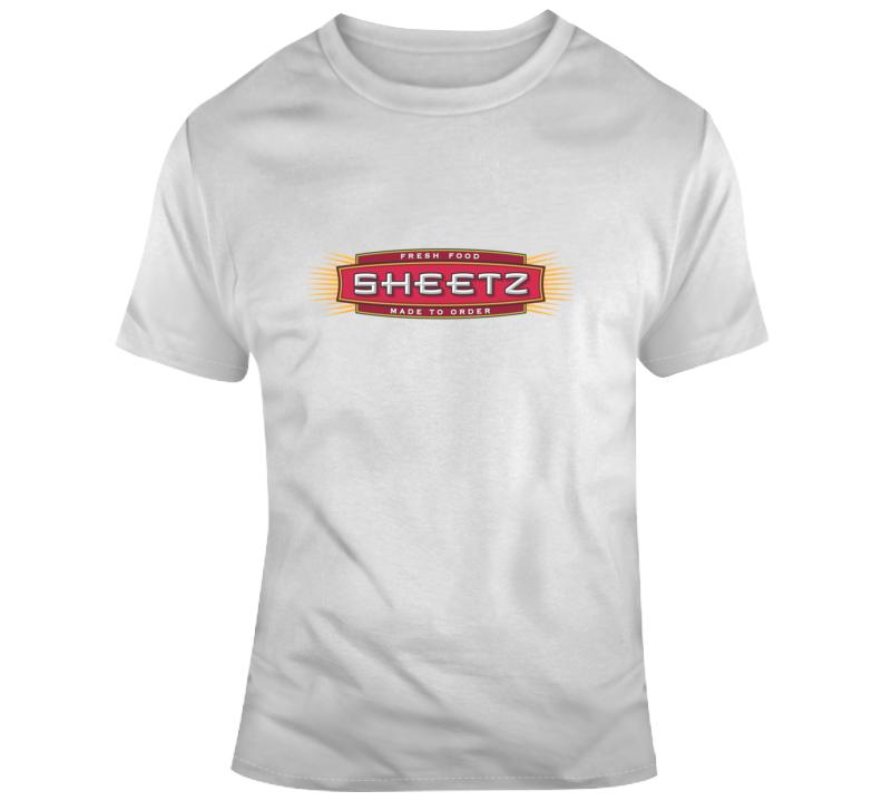 Cool Sheetz Logo Made To Order T Shirt