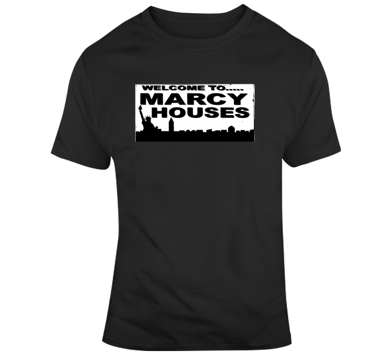 Marcy Project Marcy Housing New York T Shirt