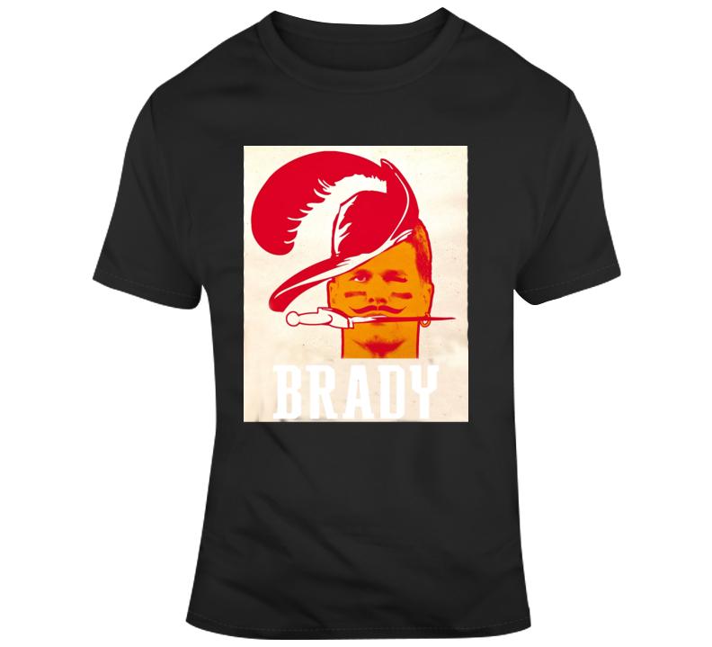 Tom Brady Buccaneers Fan T Shirt