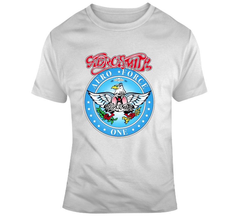 Aerosmith Aero Force T Shirt