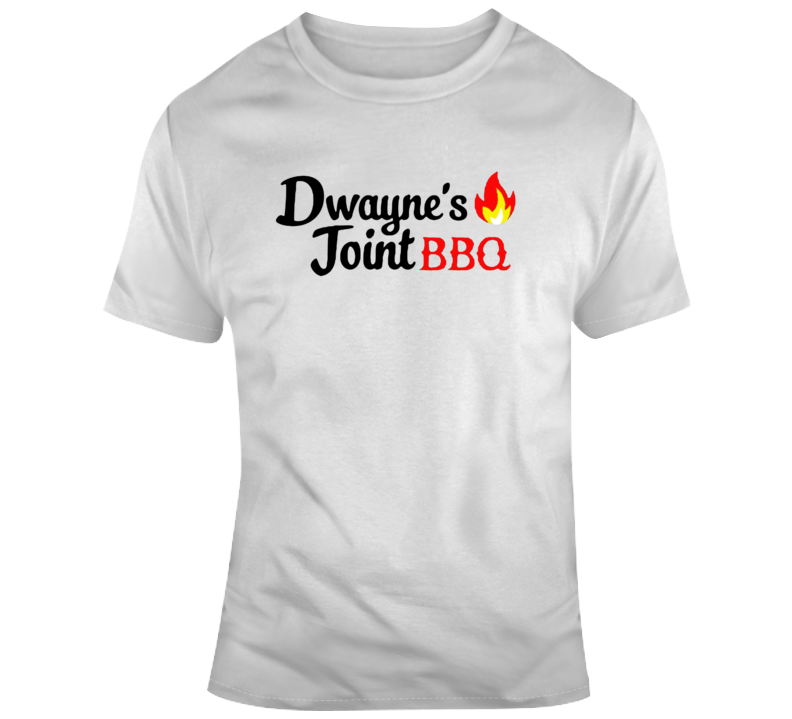 On My Block Dwayne's Joint Bbq T Shirt