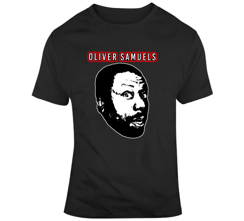 Oliver Samuels Comedian Jamaican T Shirt