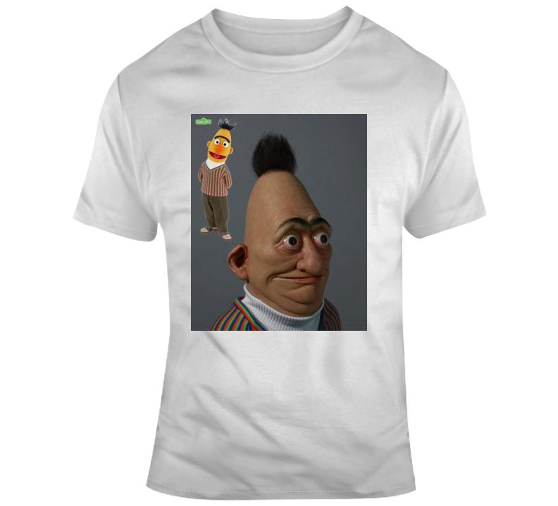 Real Life Bernie Parody Funny T Shirt