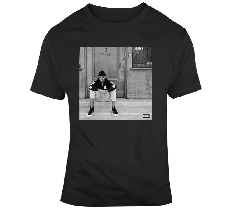3 Joints Redman Mixtape T Shirt