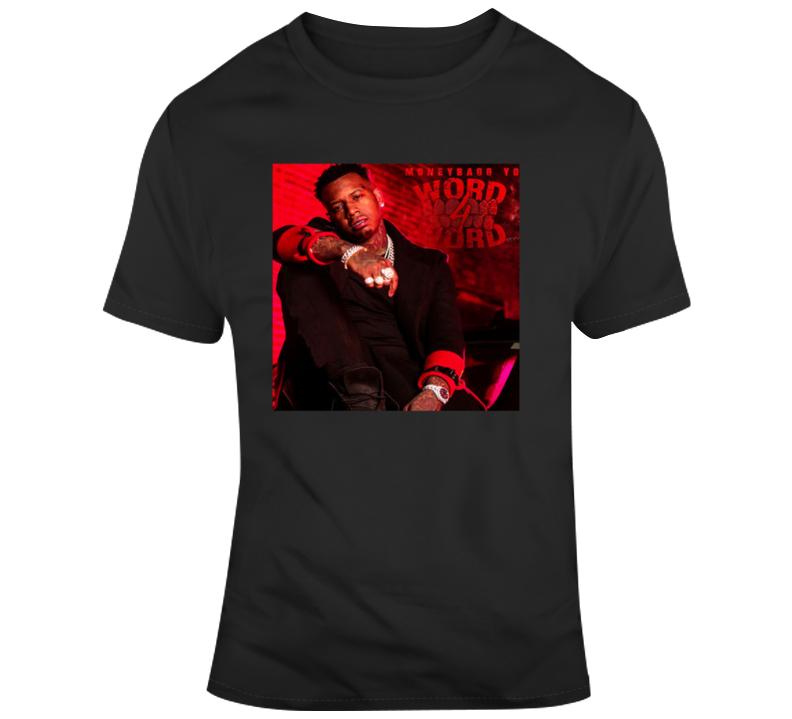 Moneybagg Yo Word 4 Word Mixtape T Shirt