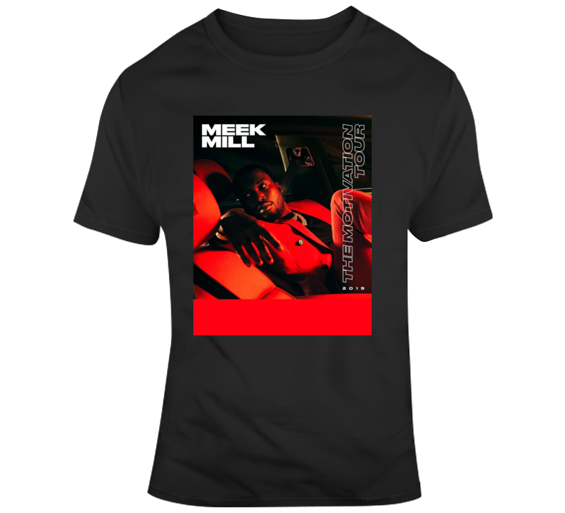 Meek Mill The Motivation Mixtapes T Shirt