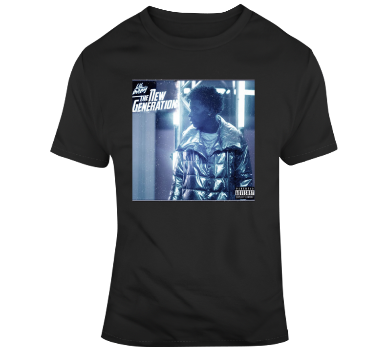 Lil Baby The New Generation Mixtape T Shirt