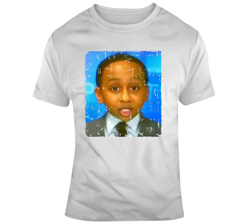 Baby Stephen A Smith Paordy T Shirt