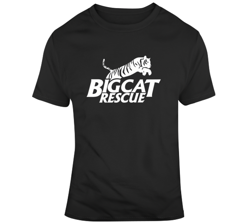 Big Cat Rescue T Shirt