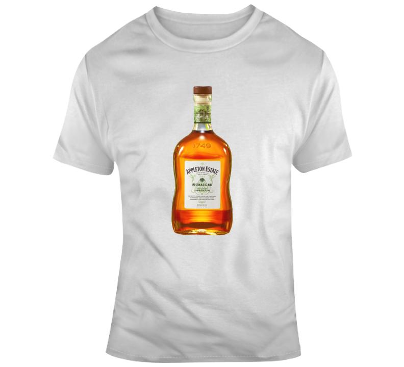 New Appleton Estate Rum T Shirt