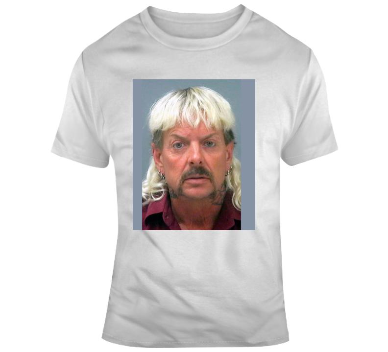 Joe Exotic Mugshot T Shirt